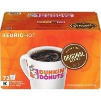 Dunkin' Donuts 胶囊咖啡 (72 K-Cups)