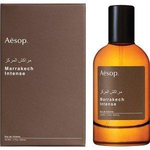暂1件免邮中国Troye同款,伊索 Marrakech Intense EDT 50ml香水7.8折热卖