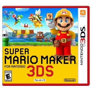 $24 Nintendo 3DS Games: Super Mario Maker, Yoshi's Woolly World and More