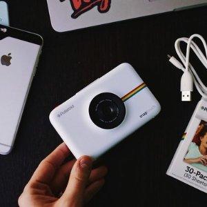$168(原价$209.95)Polaroid SNAP 宝丽来拍立得相机 记录生活点滴