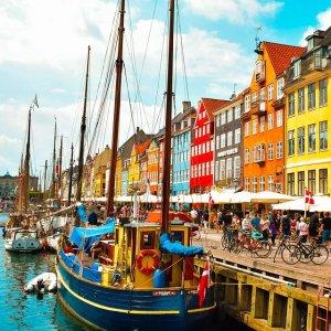 From $334 New York to Copenhagen Denmark RT Airfare
