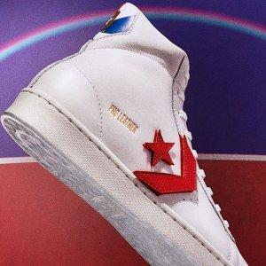 7.5折 £37就收帆布鞋Converse 人气帆布鞋闪促 经典百搭 价格便宜的不像话!