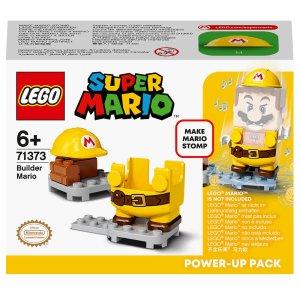 Lego建筑工人马力欧增强包(71373)