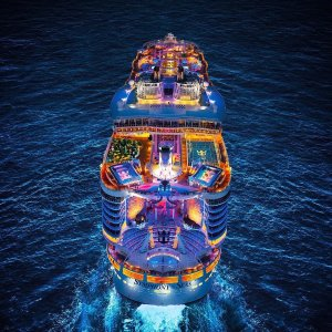 As low as $4987 Nights Western Caribbean on Symphony of The Seas for Thanks Giving