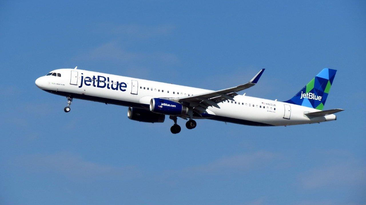 JetBlue捷蓝航空介绍 | 乘客最满意的北美航司