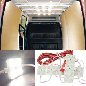 $13.99Ampper 汽车内部LED照明灯