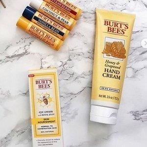 $14.24(原价$17)BURT'S BEES 蜂蜜葡萄籽油护手霜 天然滋养