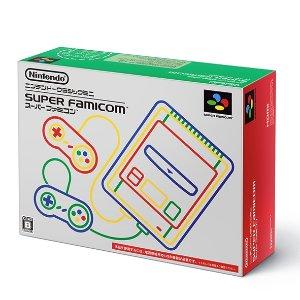 $67Nintendo Super Famicom Entertainment System Class Edition