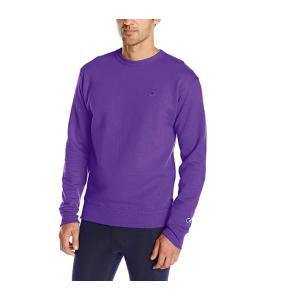 $26.63起(原价$44.11)  多色可选开学季:Champion 小logo卫衣男女都能穿 一朵盛开的紫罗兰