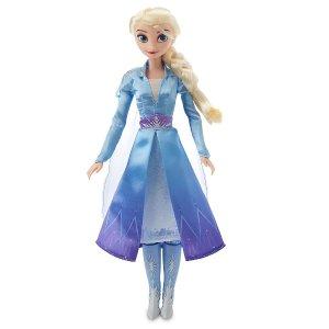 DisneyNewElsa Singing Doll - Frozen II - 11'' | shopDisney