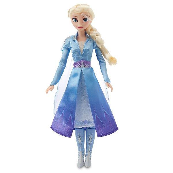 Elsa 可唱歌玩偶
