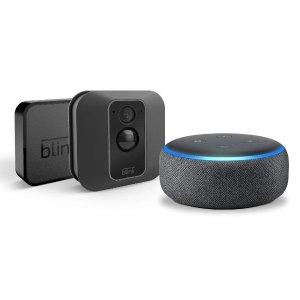 Blink XT2 Outdoor/Indoor Smart Security Camera With Cloud Storage