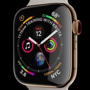 $519起苹果秋季发布会 全新Apple Watch Series 4正式发布