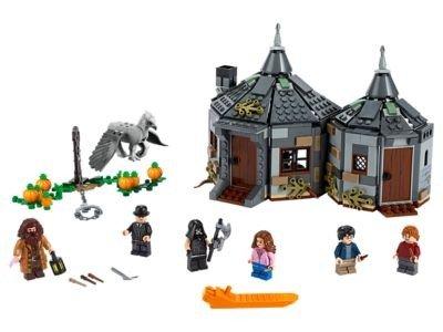 Hagrid's 小屋 - 75947 | 哈利波特系列