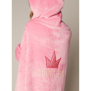 粉色家居服