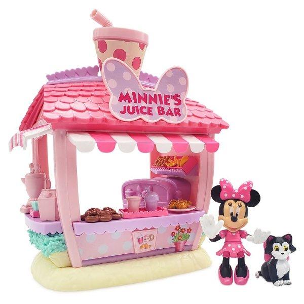 米妮冰品屋玩具套装