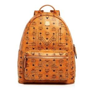 MCMStark Gunta Medium Studded Backpack