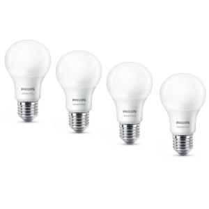 Philips 飞利浦 2-in-1 LED E27 灯泡4个装 低至2.9折