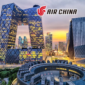 As low as $439.7Air China US - China and Asia  Early Bird   Sale