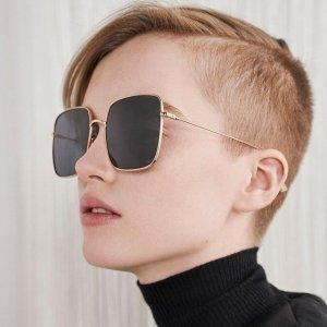 正价7.5折 收Dior网红款墨镜SOLSTICE Sunglasses 父亲节大促 精选男女墨镜热卖