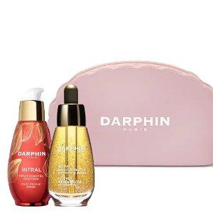 Darphin明星组合小粉瓶30ml+8花精露