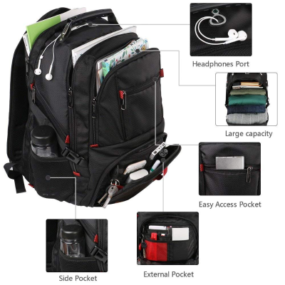 f062358e19ed YOREPEK Extra Large Backpack