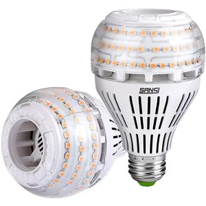 4000流明LED灯泡2只