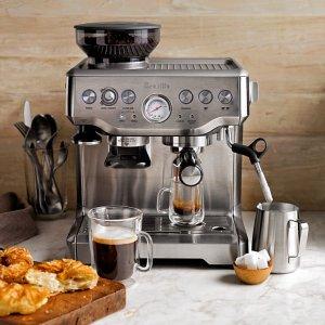 BrevilleBES870XL 专业意式咖啡机