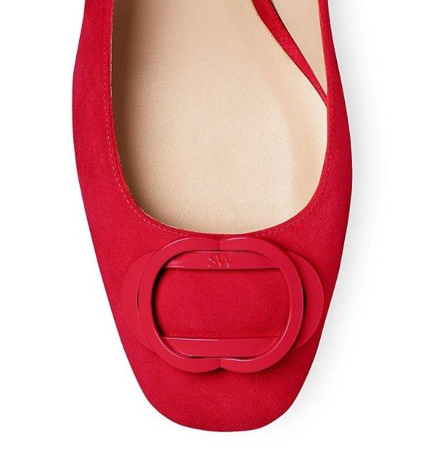 ANICIA 60 中跟鞋