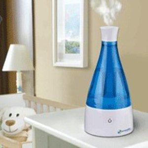 $15(原价$39.99)史低价:PureGuardian H920BL 超声波冷雾加湿器 800ml容量