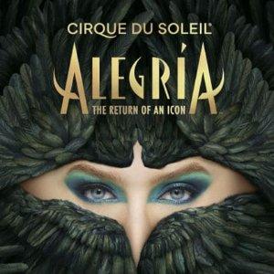 门票$59起Cirque du Soleil's 太阳马戏团多伦多 Alegria飞跃之旅