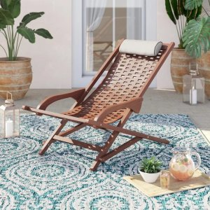 Fabulous Wayfair Selected Patio Lounge Chairs On Sale As Low As 54 Machost Co Dining Chair Design Ideas Machostcouk