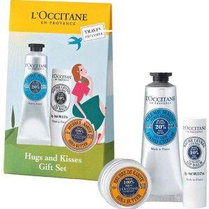 线上折扣+额外7.1折法国11.11预热:L'Occitane  护手霜、身体乳等让你滑溜溜