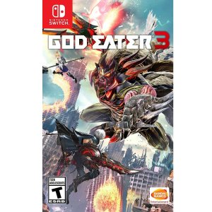 $35.99 (原价$59.95)《噬神者3》 Nintendo Switch 数字版 日漫风共斗类