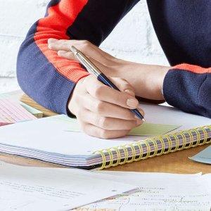 $13.28(原价$17.08)Parker 派克圆珠笔 办公学习必备文具 流畅书写 多色可选