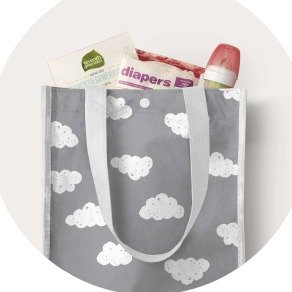 价值$80的礼品+8.5折参加 Target Baby Registry 送好礼享优惠