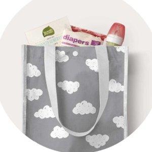 Free Welcome Kit + 15% OffBaby Registry @ Target
