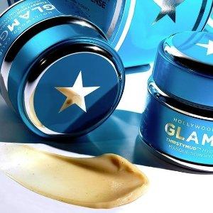 买1送1+免邮Glamglow 蓝罐保湿补水面膜促销  换季补水必备