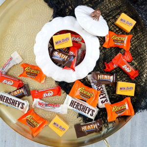 $5 Off With Order $25+Hershey's Bulk Halloween Chocolate Candy Variety Mix
