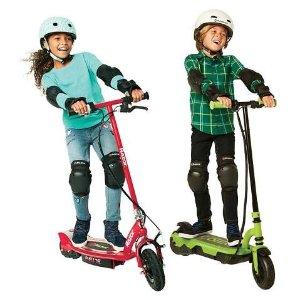 $89 (原价$129.99)黒五价:儿童电动滑板车促销 代步好装备