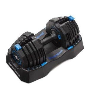 $89.99(原價$166.99)Walmart官網 Nordictrack 可調節訓練啞鈴 最高50磅重