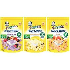Up to 20% Off + Extra 5% OffGerber Baby Foods @ Amazon