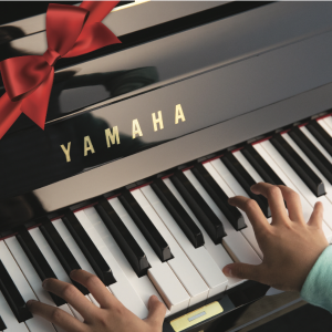 0% APR for up to 18 MonthsYamaha Piano Holiday Sale