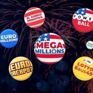 今晚Lotto 6aus49奖金2800万欧Megalotto 经典乐透任性玩 充值€5 直接当€15花