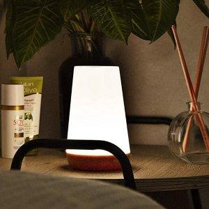 4折仅€11.49 配有遥控器闪购:Auxmir LED床头灯热促 颜色亮度皆可调 送礼绝佳选择