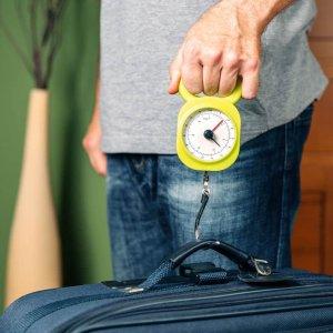 $15起 旅行必备新秀丽 原厂便携行李秤 自带卷尺量长度 彻底告别托运罚款