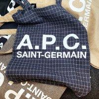 A.P.C 简约包包限时折扣 法国性冷淡风时尚品牌