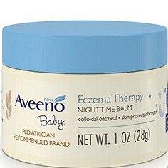 $2.92Aveeno Baby Eczema Therapy Nighttime Balm, 1 Oz
