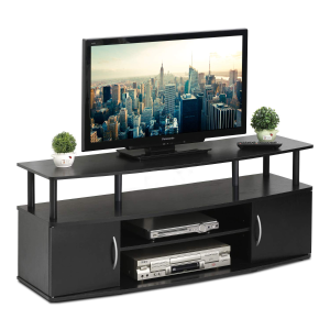 FURINNO JAYA Large Entertainment Stand for TV Up to 50 Inch