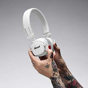 7.5折起 收超值套装Marshall 蓝牙音箱低至$275、头戴式耳机$98起